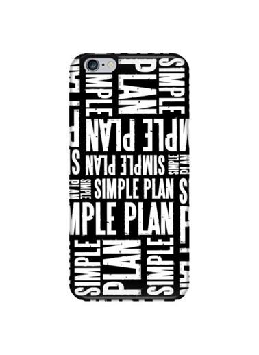 People's Cover iPhone 6/6S Baskılı Telefon Kılıfı Renkli